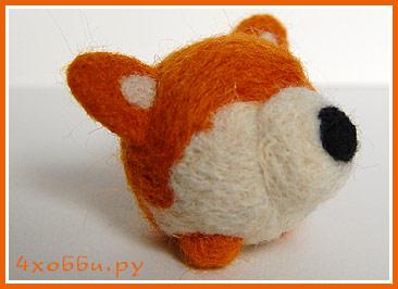 лисичка с лапками